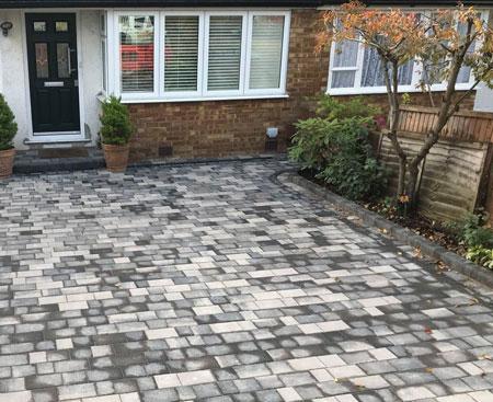 block paving surrey